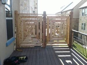 Outdoor Privacy Screens for Decks