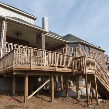 Balcony Deck Contractor Austin TX | Composite Decking for
