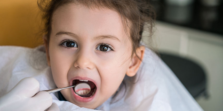 Pediatric dentistry primarily focuses on children from birth through adolescence.