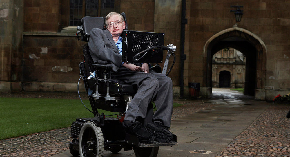 Stephen Hawkings last laugh
