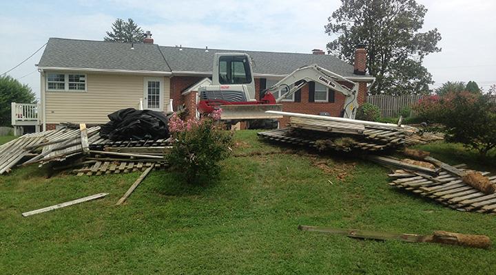 Carroll Bros Contracting construction