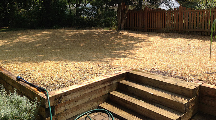 Carroll Bros Contracting new yard