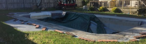 Hanover Swimming Pool Removal