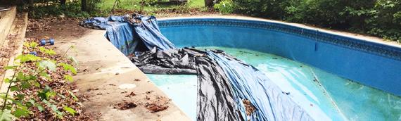 Davidsonville Swimming Pool Removal
