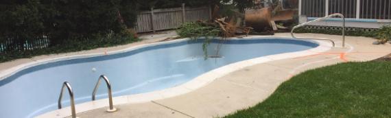 Ellicott City Pool Rebuild
