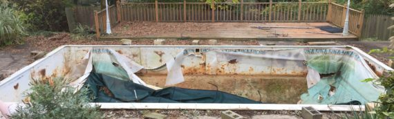 Vinyl Pool Removal Montgomery County