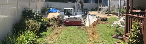 Concrete Pool Removal in Baltimore County