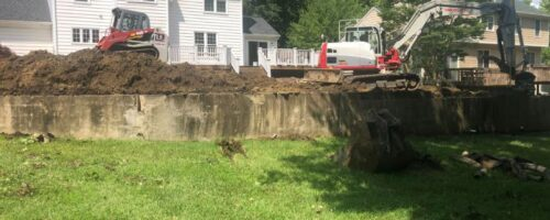 Concrete Pool Removal in Bowie Maryland