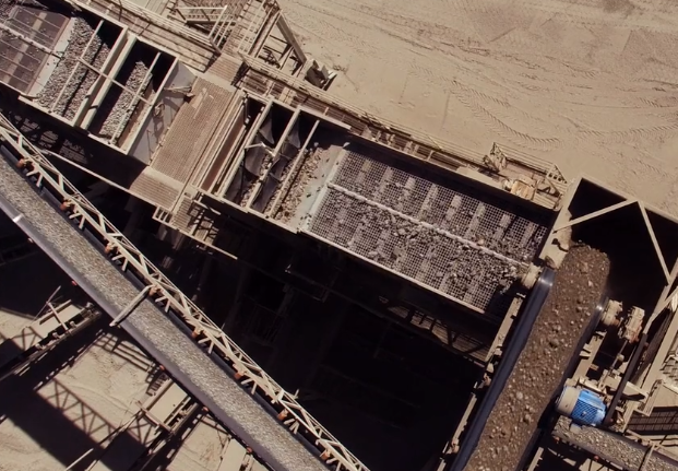Aggregate-Conveyor