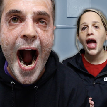 HANACURE Miracle Mask GONE WRONG! *Scary*