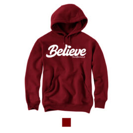 Believe Hoodie *Holiday Edition*
