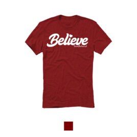 Believe T-Shirt *Holiday Edition*