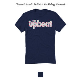 Stay Upbeat T-Shirt *Hearts*