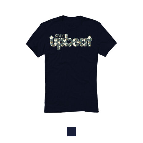 StayUpbeat_Tshirt_Navy_Poinsettia_Preview