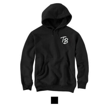 TB Pocket Logo Hoodie