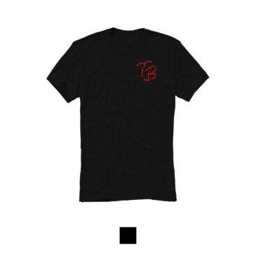 TB Pocket Logo T-Shirt *Holiday Plaid*