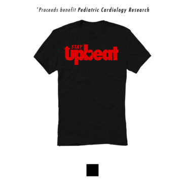 Stay Upbeat T-Shirt *CHD*