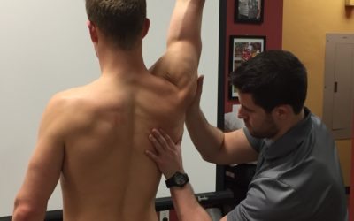 Cipher Skin Arm BioSleeve: an indispensable tool for shoulder rotation testing