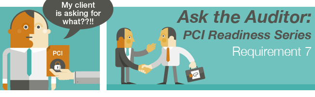 PCI Requirement 7
