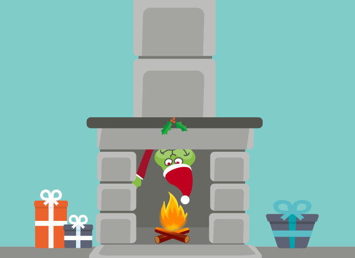 The Grinch on how to Ensure Network Security