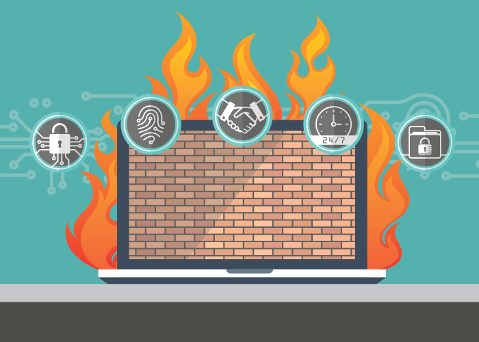 Firewall and Router Management