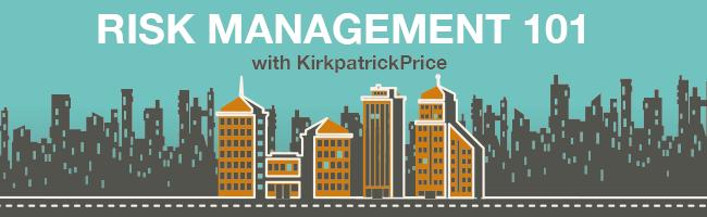 Risk Management 101 Webinar Series