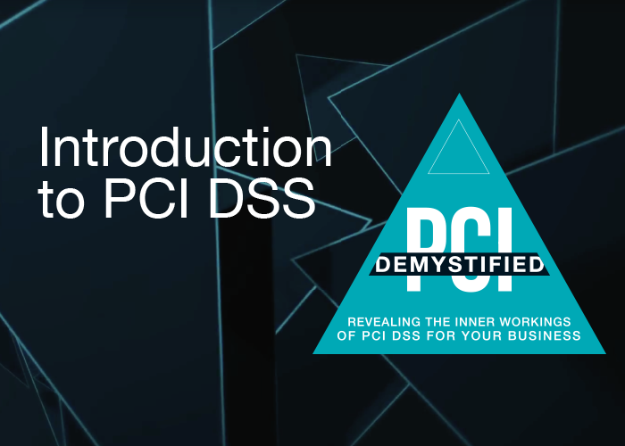 Introduction to PCI DSS