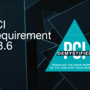 PCI DSS Requirement 1.3.6: Segregate the CDE from the DMZ