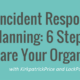 Incident Response Planning: 6 Steps to Prepare your Organization