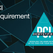 PCI Requirement 2.1 - Always change vendor-supplied defaults