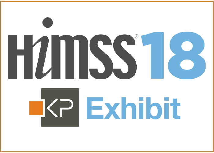 At the Intersection of Health Transformation, KirkpatrickPrice Exhibits at HIMSS18