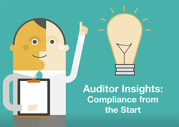Auditor Insights: Compliance from the Start - Culture of Compliance