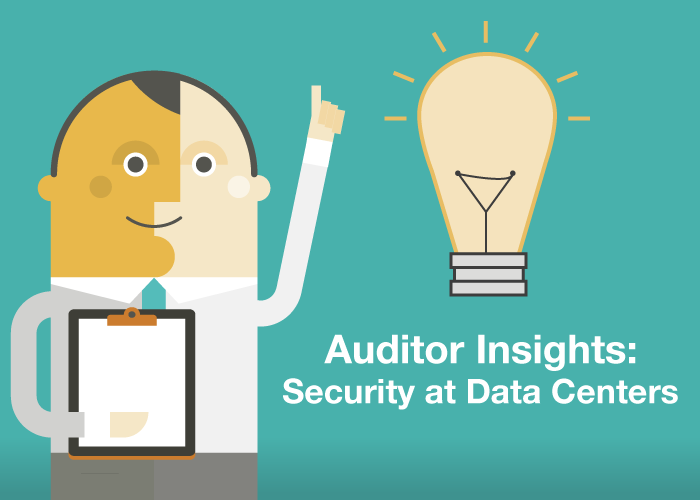 Auditor Insights: Security at Data Centers