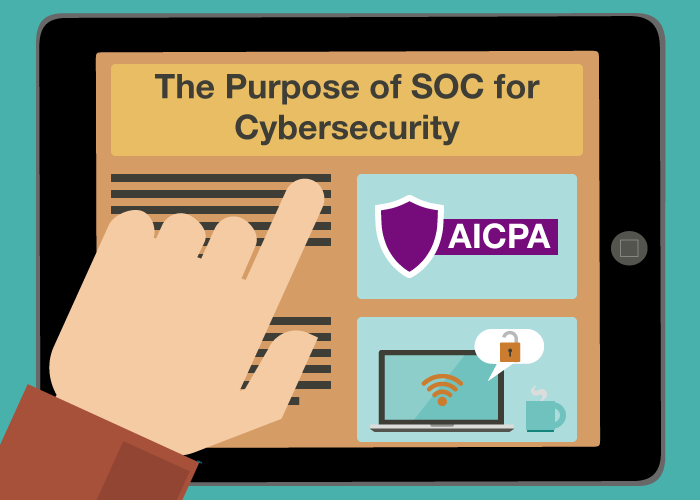 The Purpose of SOC for Cybersecurity