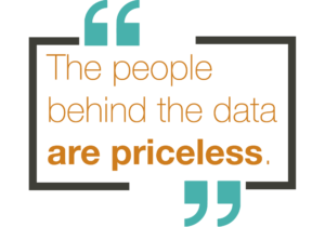 Cybersecurity - The people behind that data are priceless.