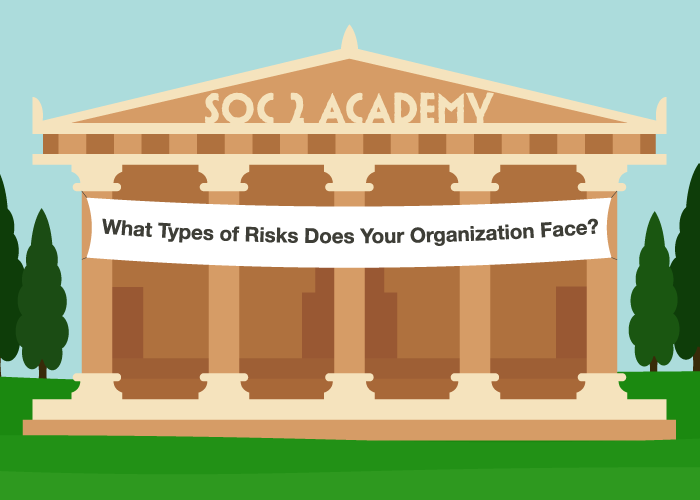 SOC 2 Academy: What Types of Risks Does Your Organization Face?