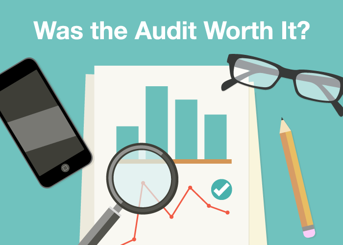 Was the Audit Worth It? Are Audits Worth The Cost?