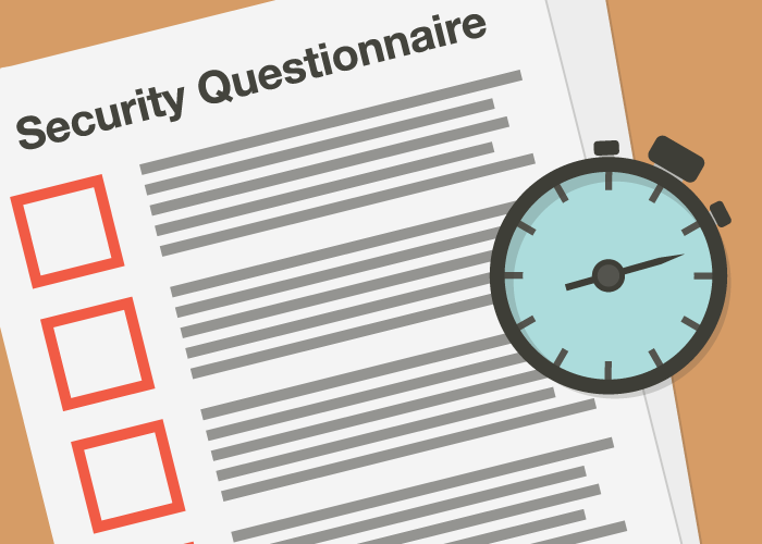 5 Strategies to Keep You From Wasting Time on Security Questionnaires