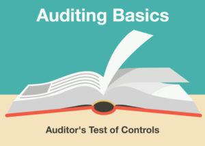 Auditing Basics: Auditor's Test of Controls