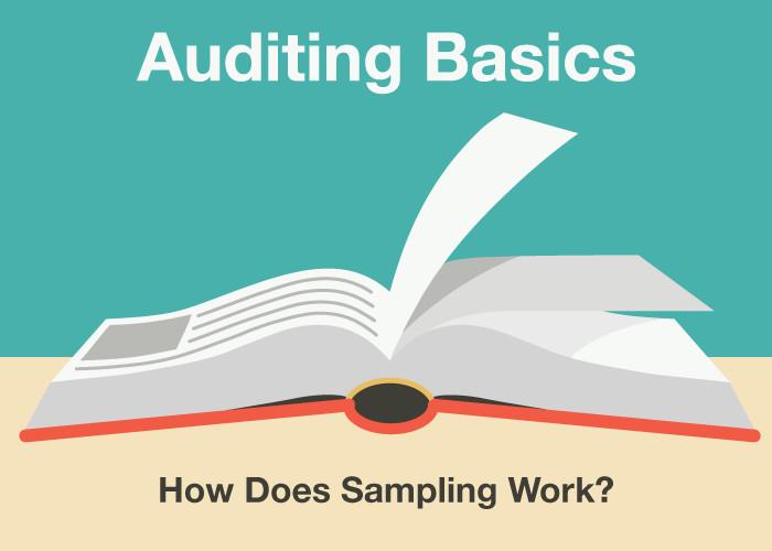Auditing Basics: How Does Sampling Work?