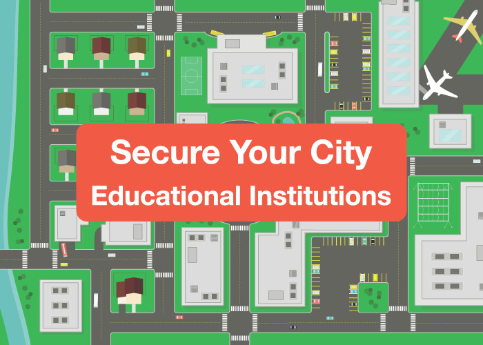 Secure Your City: Educational Institutions & Cybersecurity