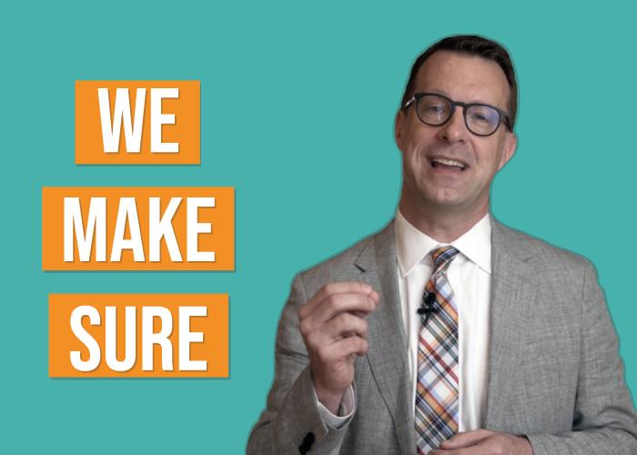 Choosing an Audit Partner that Makes Sure