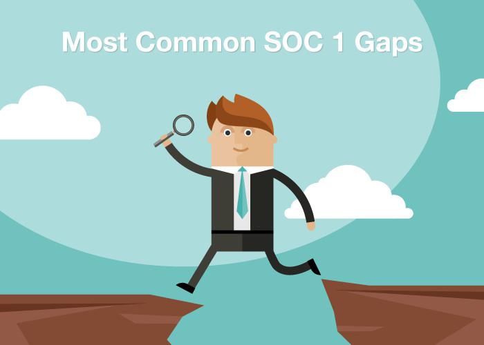 Most Common SOC 1 Gaps