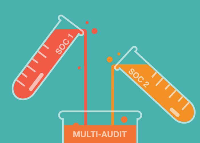 Combining SOC 1 and SOC 2 Audits