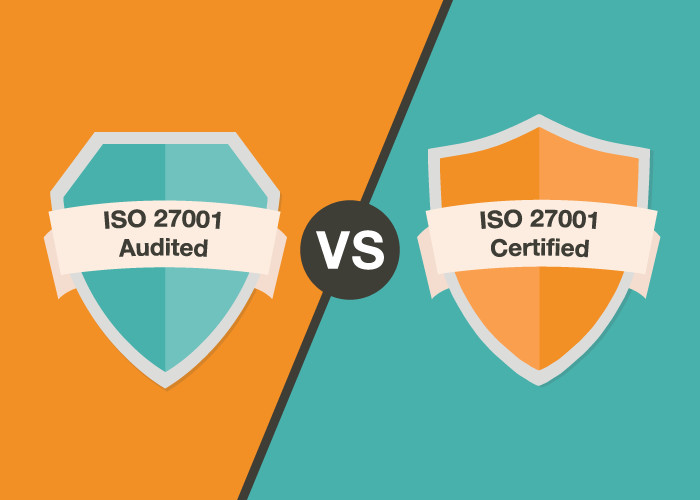 ISO 27001 Certification vs ISO 27001 Audit - What's the Difference?