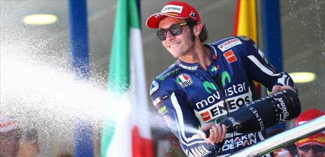 Os Títulos de Valentino Rossi