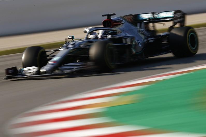 Testes da F1: Mercedes faz outro 1-2 no dia #3