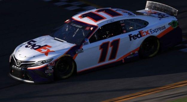 Daytona 500: Hamlin vence prova acidentada; Newman em estado grave