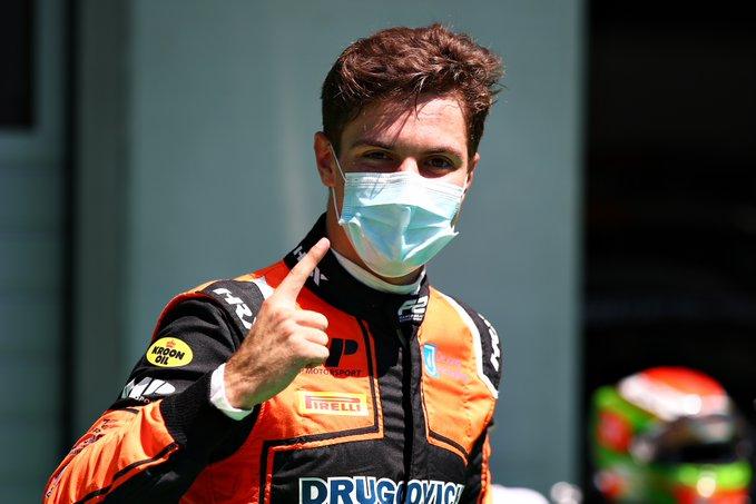 F2 na Áustria: Drugovich vence a prova #2