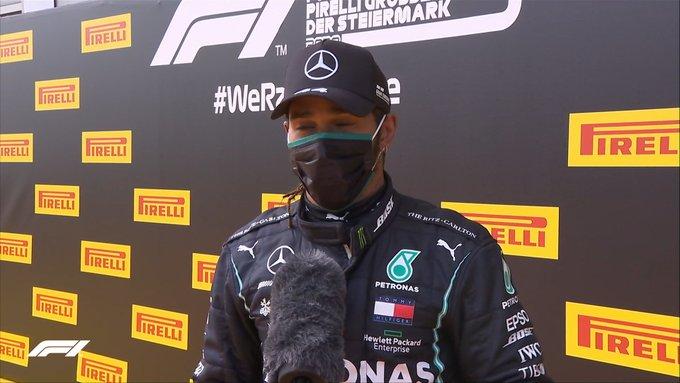 F1 na Estíria: Hamilton vence fácil